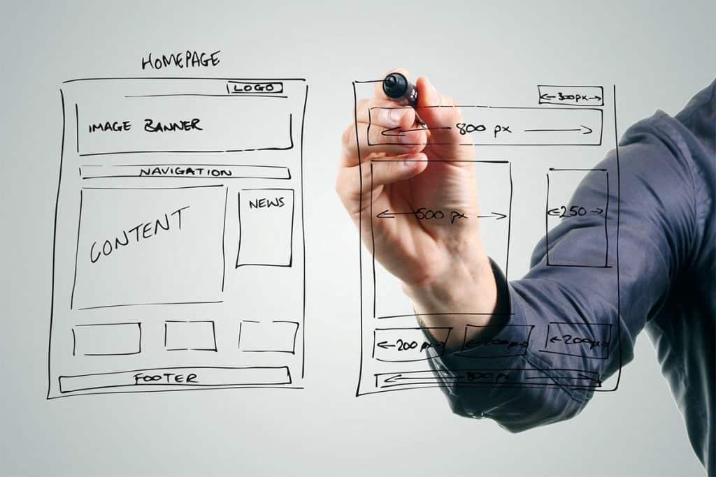 Un site Web Pro bien référencé -Marketing-visuel et Création d'un Site Web Professionnel